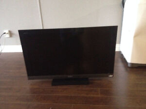SONY BRAVIA 46 inch great condition