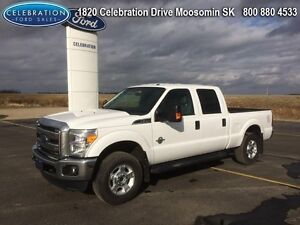 2016 Ford F-250 Super Duty XLT  Only 6000KMS!!!