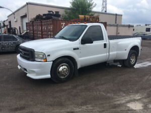2002 ford f350  some possible trades