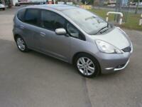 2009 Honda Jazz I-VTEC EX I-SHIFT Auto Hatchback Petrol Automatic