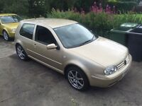 2001 Volkswagen Golf 2.0 GTI 3 Door (RARE) GOOD CONDITION!!