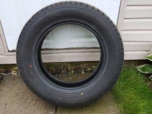 4 Pneus d'hiver Dunlop 17R