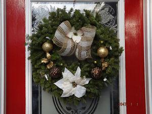 Fresh Balsam Fir Wreaths