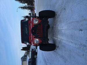1998 Jeep TJ Sport Coupe (2 door)