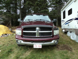 2003 Dodge Power Ram 1500 Larmie Pickup Truck