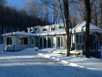 MAGNIFICENT PROPERTY IN ST-DONAT BUILT IN 1995