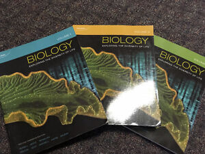 biology 1001/1002 can be used for 1201/1202 London Ontario image 1
