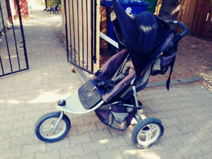 Valco Trimode Runabout Stroller