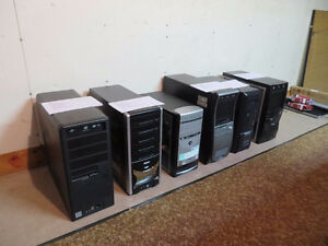 XP Desktop Computers