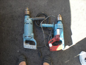 2 kango and wolf used power drills for sale