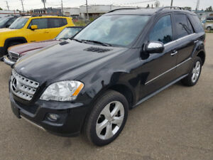 2010 Mercedes ML350 only 50,000 Kilometers