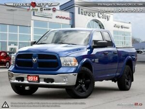 2014 Ram 1500 Outdoorsman  - Bluetooth -  SiriusXM