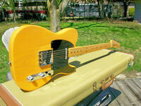 AMERICAN VINTAGE 52 TELECASTER RE ISSUE