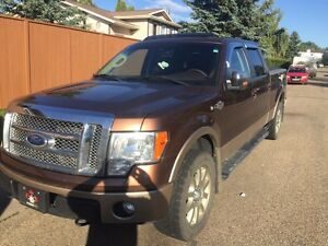 2011 Ford F-150 King Ranch. Well maintained.