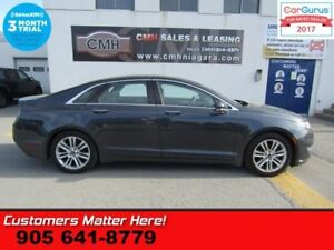 2014 Lincoln MKZ Base  NAV COOLED-SEATS PANO-ROOF PWR-TRUNK CAM
