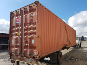 20' & 40' Cheap Steel Shipping Containers