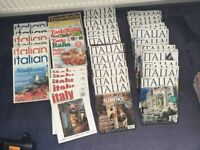 A Selection of Italian Magazines