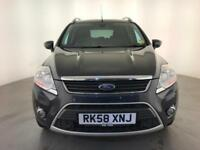 2008 58 FORD KUGA TITANIUM TDCI DIESEL SERVICE HISTORY FINANCE PX WELCOME