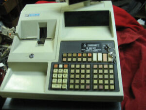 CASH REGISTER JAY 240 CAISSE ENREGISTREUSE
