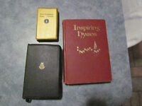 Livres religieux en anglais