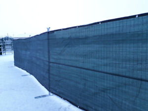 Broadfence Privacy Mesh Wind Screening for Temporary Fencing
