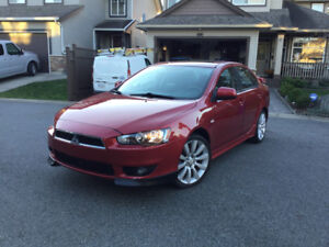 2008 MITSUBISHI LANCER GTS IN EXCELLENT CONDITION
