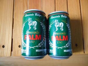 BEER CANS FROM BELGIUM Cornwall Ontario image 1