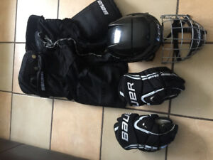 Hockey gear
