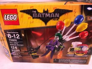LEGO Batman - The Joker Balloon Escape # 70900
