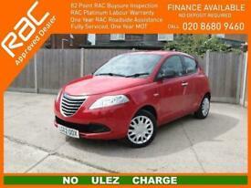 image for 2012 Chrysler Ypsilon S Hatchback Petrol Manual