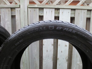2 NEW GENERAL TIRE G-MAX  AS-03  215/45ZR/18 XL Kitchener / Waterloo Kitchener Area image 9
