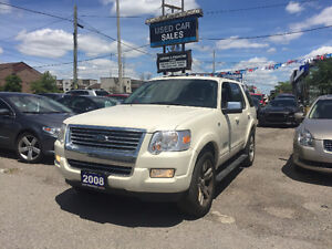 *LIMITED*2YRS WARRANTY*2008 Ford Explorer Limited SUV, Crossover