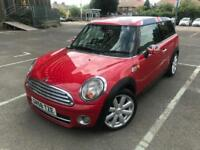 2008 (58) MINI Clubman 1.6 TD Cooper D 4dr 6 Months Warranty Included