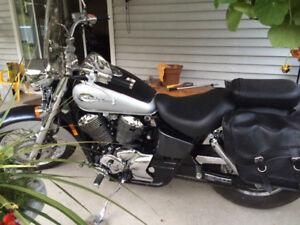 2004 750Honda Shadow ACE