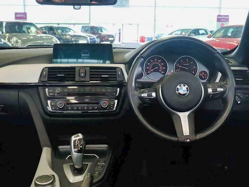 2016 BMW 4 Series 420d [190] M Sport 2dr Auto [Professional Media] Sports Diesel