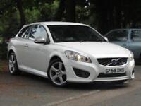 2010 Volvo C30 1.6 R-Design**VERY DESIREABLE SPORT COUPE**FSH**