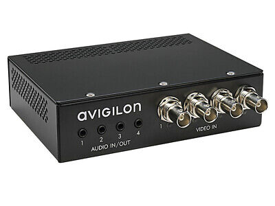 Avigilon Enc-4p-h264 Analog Video Encoder