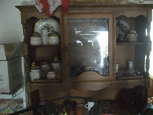 CHINA CABINET TOP
