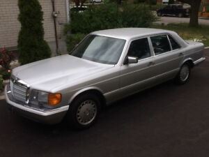 1988 Mercedes-Benz  560SEL Sedan