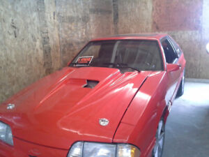 1987 Ford Mustang Coupé (2 portes)