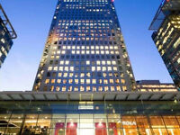 Co-Working * Canada Square - Canary Wharf - E14 * Shared Offices WorkSpace - London