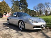 2001 Porsche 911 Carrera 4 911 CARRERA 4 TIPTRONIC S 2 door Coupe