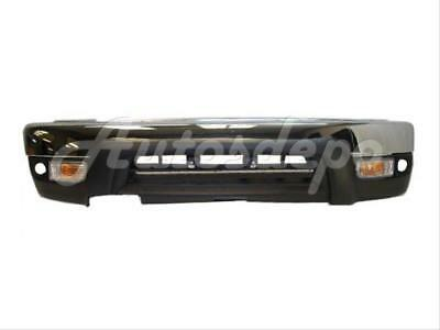 (FOR TOYOTA 99-02 4RUNNER FRONT BUMPER BAR CHR VALANCE SIGNAL LIGHT W/O FLARE HO)