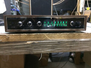 Brentwood AM/FM Stereo System 1960's Vintage