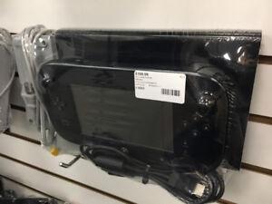 Wii U Console, Hookups & Gamepad
