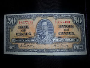 Londons largest and best collection of old paper money.300 ads.. London Ontario image 2