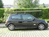 Renault clio roof rack