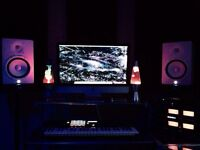 Studio d'enregistrement/ Recording studio