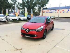 2014 Renault Clio Auto Special edition 097,000 km 3 Months Rego