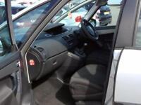 2007 CITROEN C4 PICASSO 1.6HDi 16V SX 5dr MPV 5 Seats